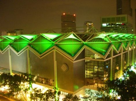 suntec convention hall
